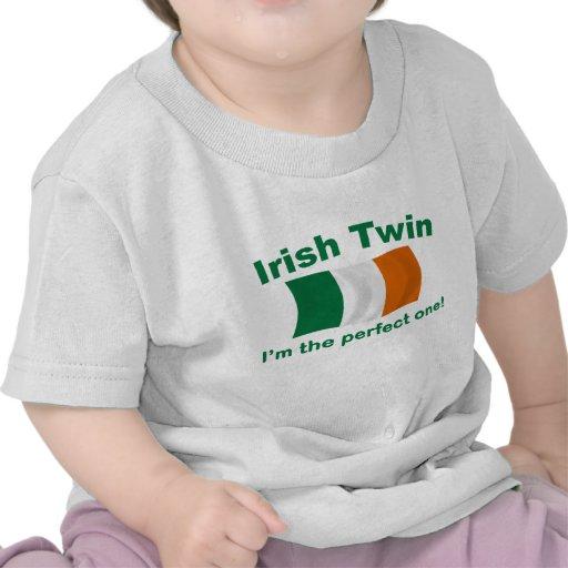 Jumeau irlandais parfait t-shirt