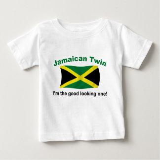 Jumeau jamaïcain beau t-shirts