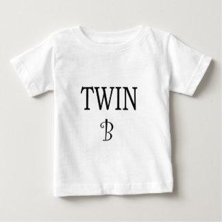 Jumeau T-shirt Pour Bébé