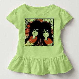 Jumeaux d'Anime Tee Shirts