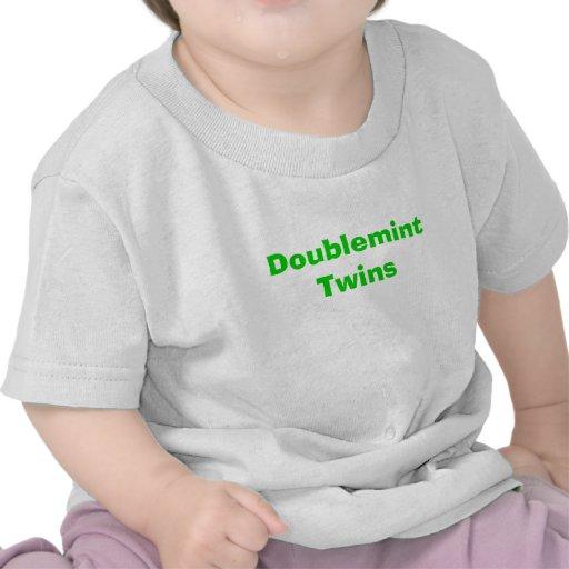 Jumeaux de Doublemint T-shirt