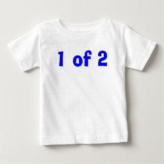 Jumeaux T-shirt Pour Bébé