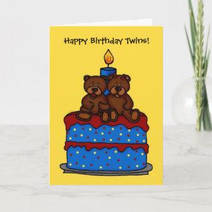 1 Geburtstag Zwillinge Geschenke Zazzle Ch