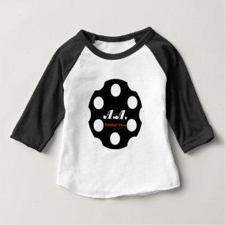 Jungen geboren, ein Teil AATC zu sein Baby T-shirt