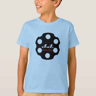 Jungen geboren, ein Teil AATC zu sein T-Shirt