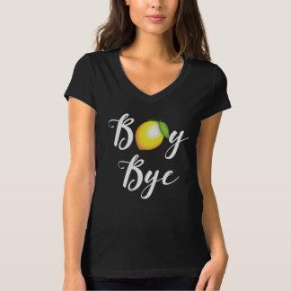 Jungen-Tschüss T-Shirt