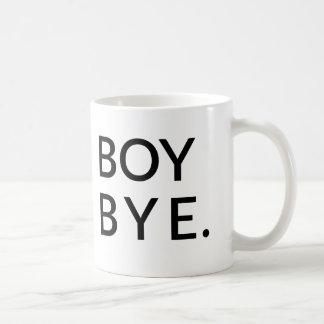 Jungen-Tschüss-Tasse Tasse