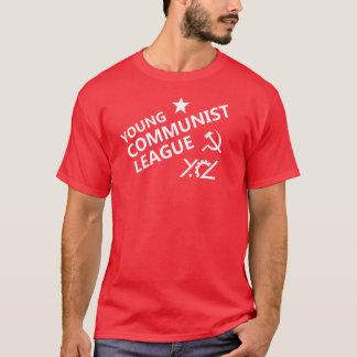 Junger kommunistischer Liga-T - Shirt