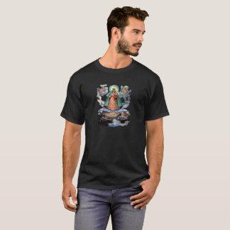 Jungfrau-Mary-T - Shirt Virgen Caridad Del Cobre