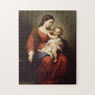 Jungfrau und Kind