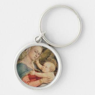 Jungfrau und Kind, c.1465 Schlüsselanhänger