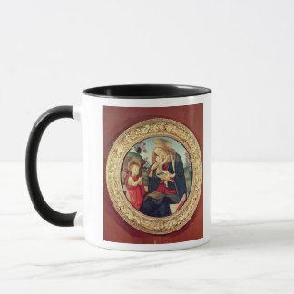 Jungfrau und Kind mit Johannes der Täufer Tasse