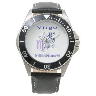 Jungfrauuhren Armbanduhr