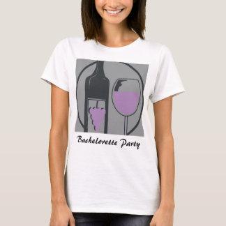Junggeselinnen-Abschied T-Shirt