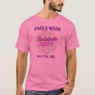 Junggeselle-Party T-Shirt