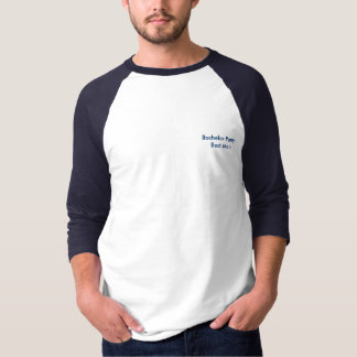 Junggeselle-Party - Trauzeuge T-Shirt