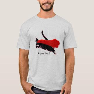 Juperific! Katzen-Shirt T-Shirt