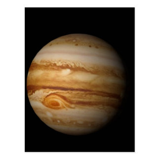 Jupiter Postkarte
