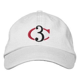 Justierbarer Hut des Logo-C3
