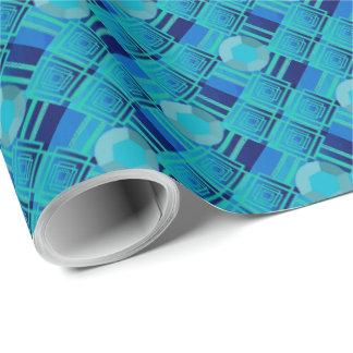 Juwel-Muster-Geschenk-Verpackung Geschenkpapier