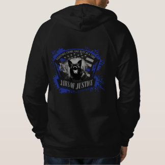 K-9 Einheit - Kiefer von Gerechtigkeit Hoodie