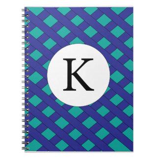 K-Notizbuch Spiral Notizblock