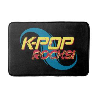 K-Pop Felsen!  (Licht) Badematte