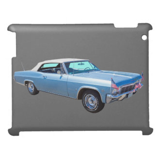 Kabriolett 1965 Chevy Impala-327 iPad Hülle