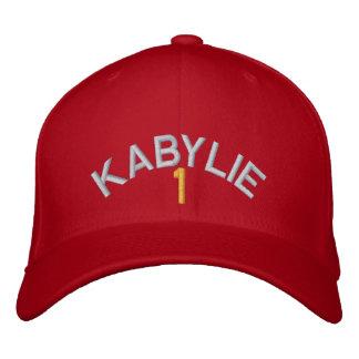 Kabylie Nr. eine Bestickte Kappe
