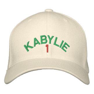 Kabylie Zahl oner Bestickte Kappe