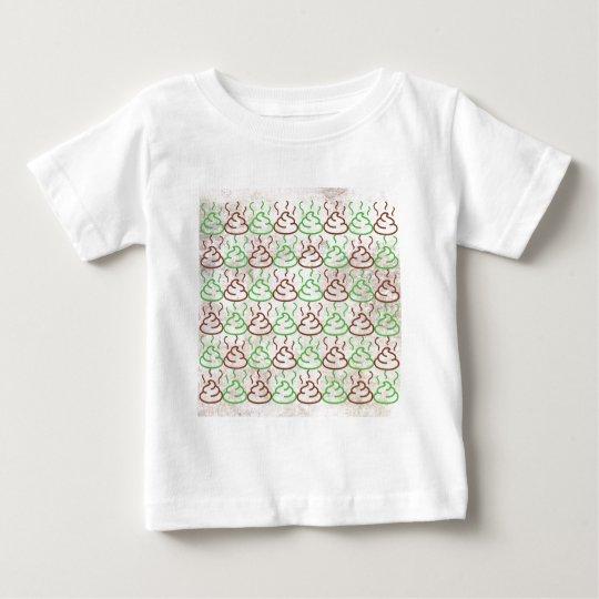 Kacken Sie Baby T-shirt