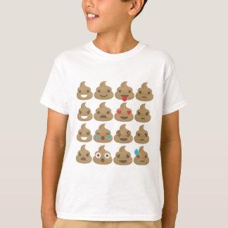 kacken Sie emojis T-Shirt