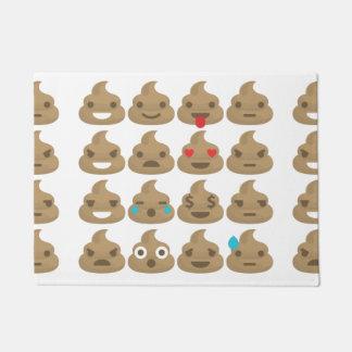 kacken Sie emojis Türmattenfußmatte Türmatte