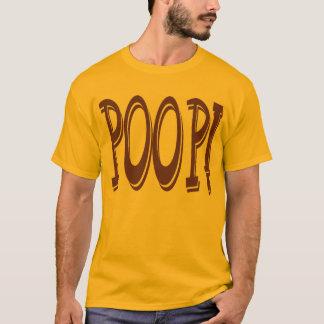 Kacken Sie! T-Shirt