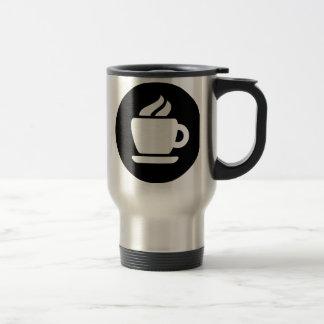 Kaffee-Ideologie Edelstahl Thermotasse