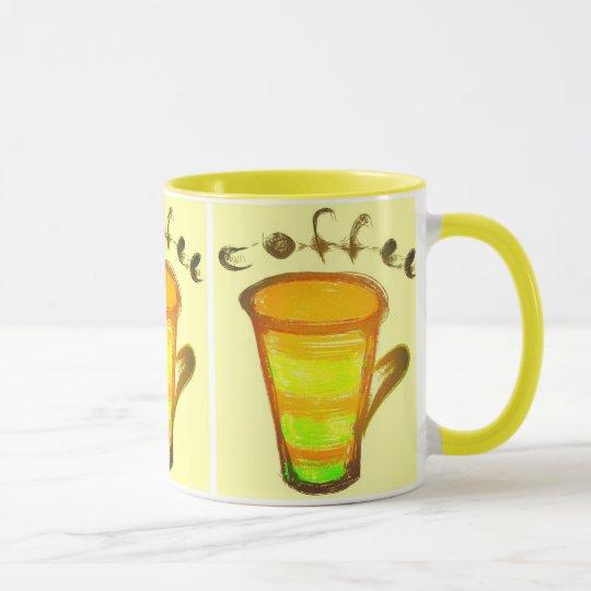 Kaffee-Kaffee-Kaffee Tasse