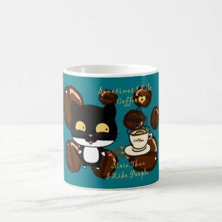 Kaffee-Liebhaber Tasse