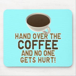 Kaffee Mauspad