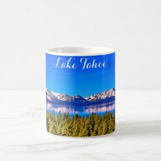 KAFFEE-TASSE 11 Unze LAKE TAHOE Kaffeetasse