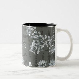 Kaffee-Tasse 11 Unze Zweiton unterscheidender Zweifarbige Tasse