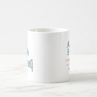 Kaffee-Tasse - Asiens Hoffnung Kambodscha Kaffeetasse