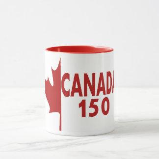 Kaffee-Tasse Kanadas 150 Tasse