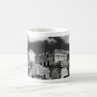 Kaffee-Tasse - Mayaruinen - Tulum, Mexiko Kaffeetasse