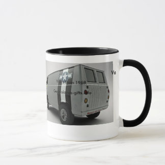 Kaffee-Tasse/mit retro Belästigung Tasse