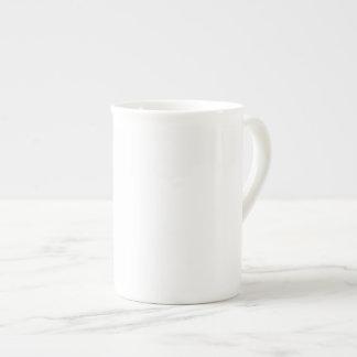 Kaffee, Tee, Suppe, Apfelwein oder anderes Prozellantasse