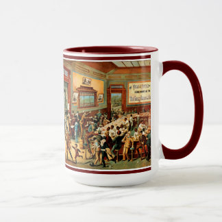 Kaffee-Zacke - Tasse