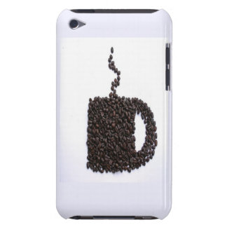 Kaffeetasse, Kaffeebohnen iPod Touch Cover