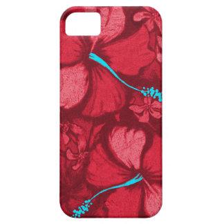 Kahala Hibiskus-hawaiische iPhone 5 Hülle
