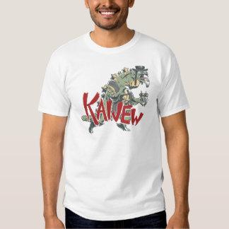 Kaijew le monstre choisi t shirt