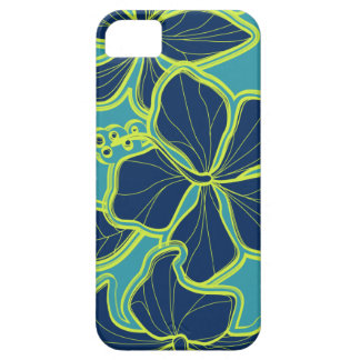 Kailua Hibiskus hawaiisches IPhone 5 Hüllen